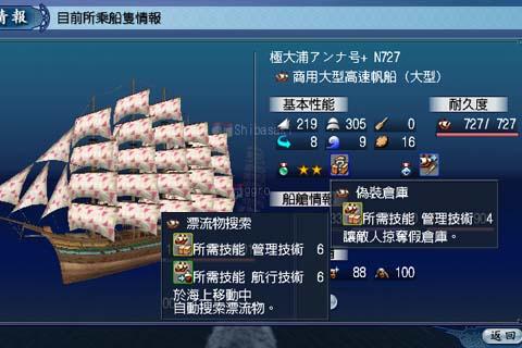 商64 大型商用快速帆船2x+專