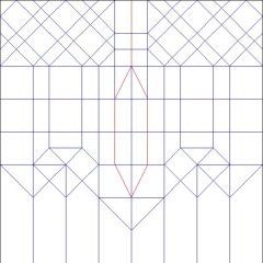 ryuzin 鱗脚部 一部展開図2