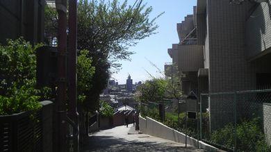 お昼散歩�