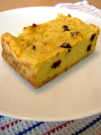 セモリナ粉ケーキ