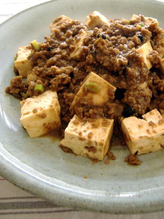 ベジタリアン麻婆豆腐