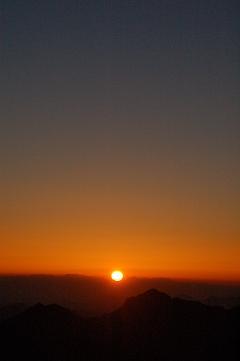 シナイ山04