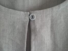 ギャザーボレロ(ボタン)