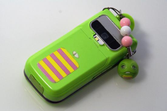 トーシバ携帯
