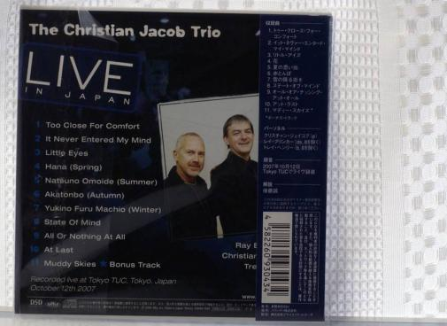 christian jacob trio