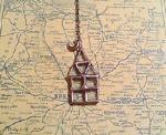 童話 ドイツの家