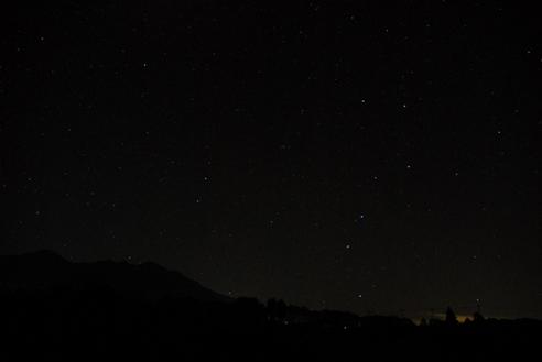 オリオン流星初日の空 033