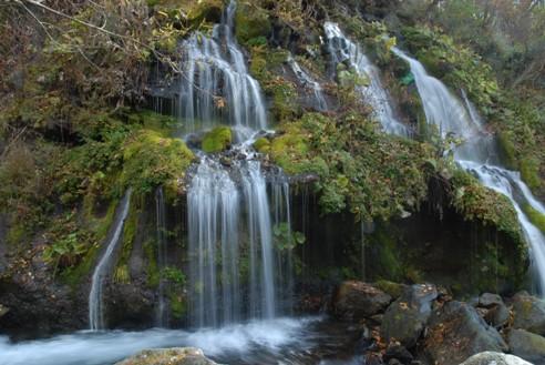 吐竜の滝 118