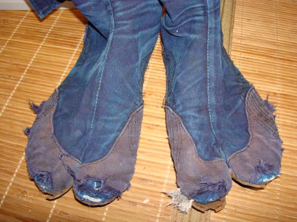 ビンテージ足袋