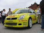 JWRC第5戦からデビューのスズキスイフト スーパー1600