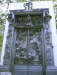 『地獄の門』正面