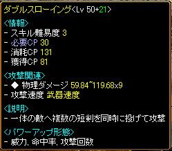 ダガー9本