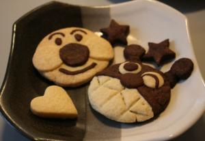 アンパンマンクッキー!! 20090228
