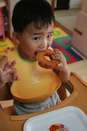 ドーナツ大好き♪