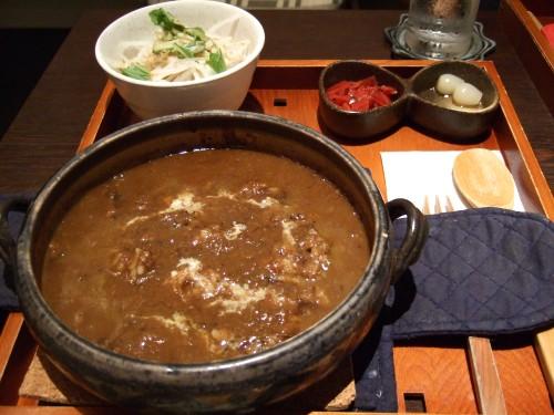 CAFE SALON SONJIN - 土鍋カレー