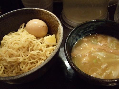 づゅる麺 池田 - 塩つけ麺.jpg