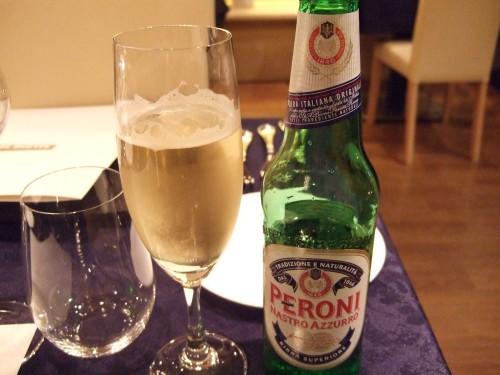 SALONE 2007 -080226- 乾杯ビール