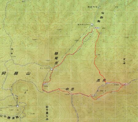 080914阿蘇高岳