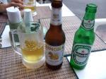 カオサン ビール