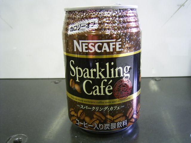 炭酸コーヒー