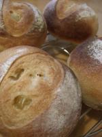 文旦のピールのパン