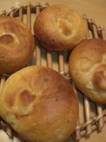 伊予柑マーマレードパン