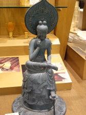 中宮寺弥勒土産