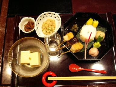 京都の料理