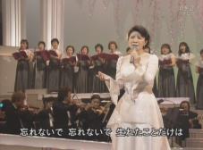 子供たちの桜03