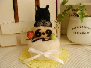 SANY0602 momoesan cake