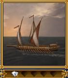 バルバリーゴの交易船