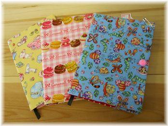 手帳 500円  mimibarcook