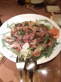 牛肉のペッパー炒め 天竺