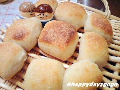 もうひとつの天然酵母パン