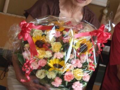 20080817還暦祝いお花