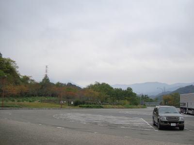 鮎沢PA(上り)エクスプローラー