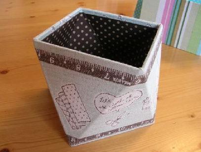 8面体box