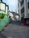 遠坂邸への坂