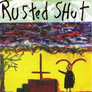 RUSTED SHUT