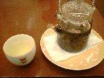 ミルクの香りのするウーロン茶