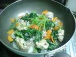 肉野菜炒めその1