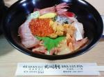 蛇の目寿司の海鮮丼