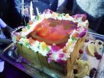 お誕ジョビケーキ