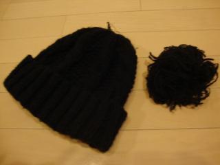 お気に入りニット帽②