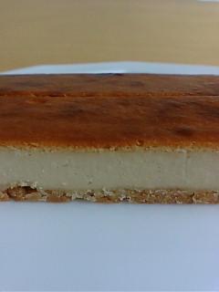 ベイクドチーズケーキバー3