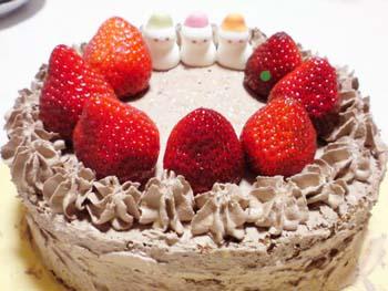 クリスマスケーキ 09