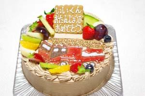 091129誕生ケーキ
