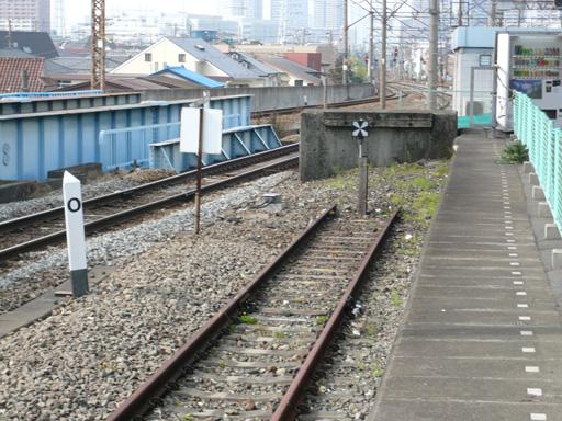 南武支線 尻手駅1