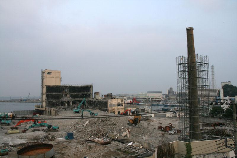 ニチロ久里浜工場