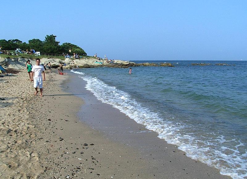 燈明堂海岸